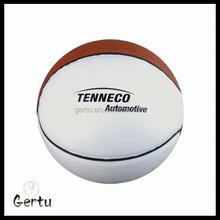 pu leather Training/match basketball ball