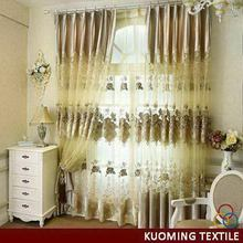 New style professional ready made italian style curtains