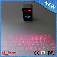 laser virtual micro mini keyboard bluetooth rohs