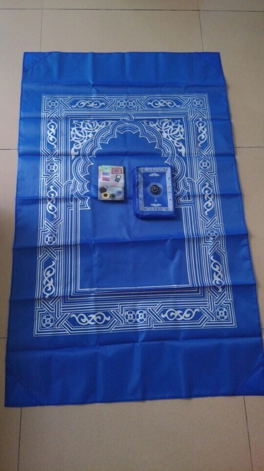 Wholesale colorful islamic prayer mat worship carpet for High end carpet brands