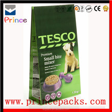 Dog Treats Packaging Bag, Stand Up Pouch With Euro Hole