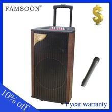 karaok sing wireless pa system for business