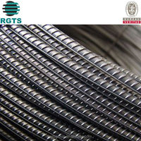 Reinforced Deformed Steel Rebar price HRB400 HRB500 steel rebar