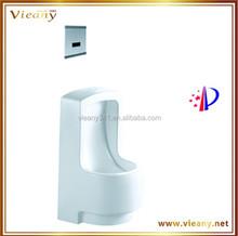 2015 best sale toilet bathroom ceramic man wall mounted urinal