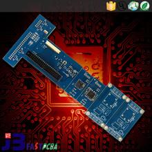 HASL 1.6mm blue soldmask single side PCB Design and manufacturing