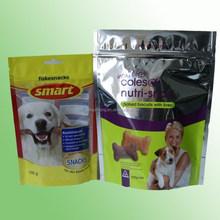 500g Standup zipper bag for dog food/PET food bag