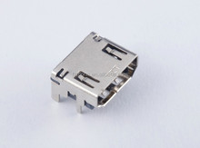 PCB mount HDMI connector,vertical HDMI connector PCB mount,HDMI connector PCB