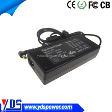 Promotional customized solar power bank charger laptop power adapter 30W 19V 1.58A rj11 to usb adapter