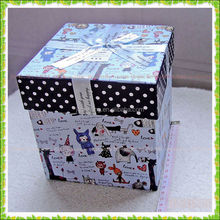 top popular paper boxs for toy package, paper boxs for animal printed manufacture guangzhou