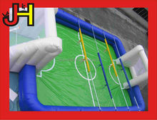 Exciting Inflatable sport hand football game