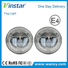 high power car fog lamp price E4 led auto daytime running light