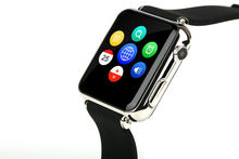 Camera Smart Watch, Available for Android System Functional Smart Watch with Camera