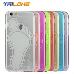 china supplier mobile accessories phone case for iphone 6 cover transparent