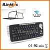 2.4G wireless mouse keyboard wireless wheel trackball combo for smart tv