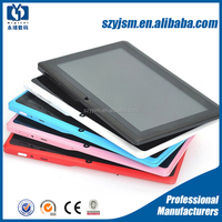Kids pc tablet q88 7inch dual core android 4.2 allwinner a23