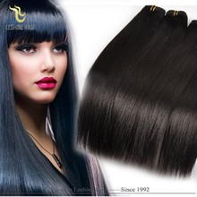 Alibaba Express High Quality Products Tangle Free color virgin brazilian hair extensions with no split ends