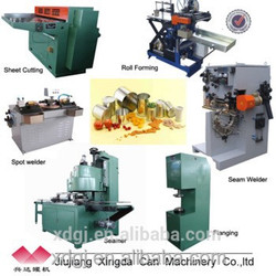 food/paint canning machine