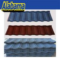 new style steel tile roof, metal roofing supply, corrugated roofing materials
