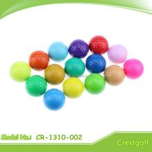 Colorful Drive rang ball driving range ball range golf ball