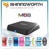 internet tv box android Amlogic S812 quad core tv box 2gb ram 8gb rom 2.0GHz XBMC 13.2