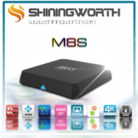 internet tv box android Amlogic S812 quad core tv box 2gb ram 8gb rom 2.0GHz XBMC 13.2