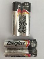 1.5V Alkaline Energizer battery