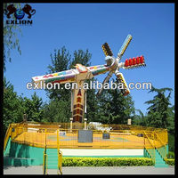Amusement Park Rides Game Machine Speed Windmill/Top Spin sky rides