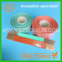 Equal Raychem high voltage insulated busbar heat shrink sleeve
