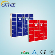 high quality CE certified electronic storage cabinet barcode locker:CT24