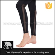 Casual style women breathable running leggings