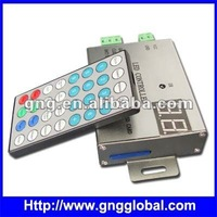 load capacity 4096 pixels led controller 8806