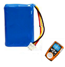 handheld electrochemical detector lithium 18650 battery 3.7v 1880mah