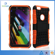 Hybrid Armor Hard Case Cover + Clip Holster Kickstand Combo Shockproof Drop resistance For iPhone 6 4.7 inch