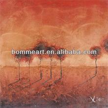 modern famous landscape oil painting wall art JSL0020A 8080