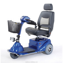 S131 original factory! 3 wheels electric mobility scooter/ handicapped scooter