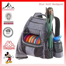 Outdoor Sport Custom Disc Bag Disc Golf Bag Disc Golf Backpack