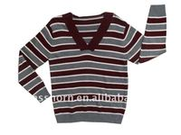 striped jumper for man
