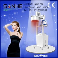 2015 popular wholesale-- 650nm diode laser proven hair regrowth / treatment hair machine/fast hair regrowth
