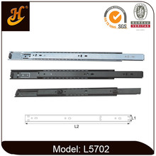 second section steel slide