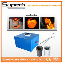 factory low price 50% enetgy saving 1-5kg gold melting furnace for sale