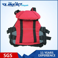 NO Inflatable CE sign Marine watersafe Device High Standard kayak'S life jacket