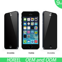 Pro 9h high clear anti-scratch and oil proof HD 0.2mm 0.3mm privacy tempered glass screen protector for Iphone6
