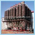 Espiral chute/separador de espiral/concentrador de espiral caliente de la venta