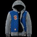 Hombres gorra de béisbol de invierno caliente de la chaqueta, Niño de invierno ropa de deporte