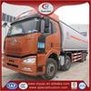 JAW 4 axle tanker truck, oil trailer tanker,8x4 diesel tanker trailer for sale