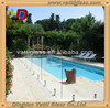 12mm high transparency toughened glass for pool fence panel
