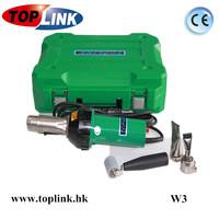hot air blower / heat gun / gun for soldering plastic