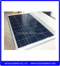 China manufacturer Competitive price 150w poly solar panel