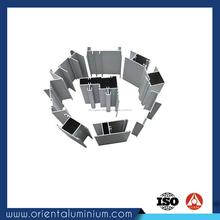 China Top Perfiles de aluminio extruido precios