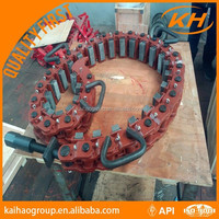 API 7K safety clamp/drill pipe collar safety clamps /tubing safety clamps